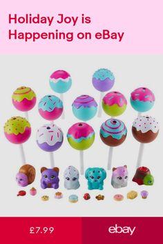 Grreen Series 1 Cotton Candy Cuties Pop Oosh Slime