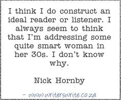 Quotable – Nick Horn
