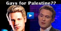 "Watch: ""Gays For Palestine? Send Them to Gaza"""
