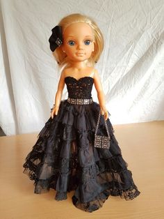 Imagen relacionada Nancy Doll, Girls Dresses, Flower Girl Dresses, Cactus, Dolls, Patterns, Wedding Dresses, Fashion, Vestidos