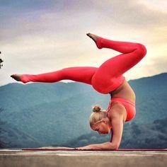 Kristen Pro #yoga #yogainspiration