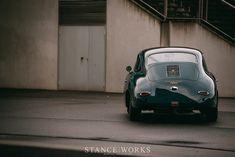 The Onassis Porsche 356 Grand Tourer