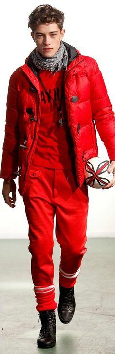 Moschino Fall 2011 Menswear