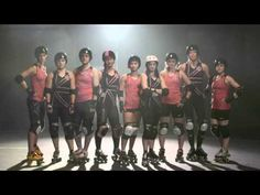 My Life in Motion: Roller Derby (full)