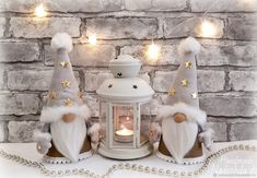 4th November, Tray Decor, Snow Globes, Candle Holders, Photo Wall, Jar, Candles, Home Decor, Gnomes