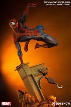 Marvel The Amazing Spider-Man Premium Format(TM) Figure by S | Sideshow Collectibles