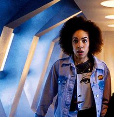 The new Doctor Who companion is finally revealed - Introducing Pearl Mackie as Bill, the new companion! [x]