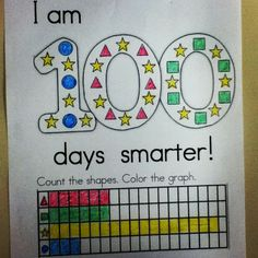 Fab 100th Day of School ideas