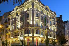 Prague Riverside Hotel, Prague #WithHeartInPrague