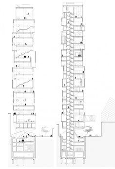 Tokyo Fashion Museum Proposal / MUS Architects Tokyo Fashion Museum (16) – ArchDaily