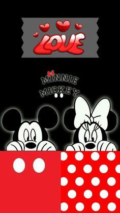 Papéis de parede românticos do Mickey e Minnie para celular Disney Mickey Mouse, Mickey Mouse E Amigos, Mickey Mouse Pictures, Minnie Mouse Pictures, Mickey Mouse And Friends, Disney Fun, Disney Pictures, Mimi Y Mickey, Mickey And Minnie Love