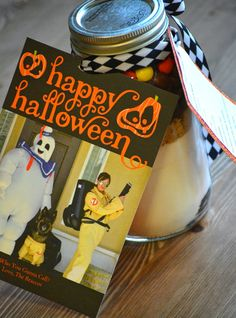 Trick or Treat Cookie Jars