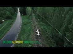 Eximus 1 Sets New World Record For Most Efficient Rail-Based Travel [Video] - In Dalarna, Sweden a new world record has been achieved. It's for the most efficient rail-based travel and it is now 0,84 Wh/person-km.