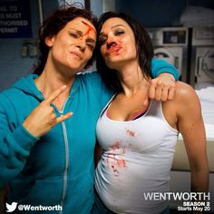 Bea & Franky #wentworth