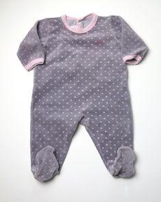 Ex Mothercare Bébé Garçons Bleu Lot de 3 grenouillères Babygrow âge T//B 0 1 3 6 9 12 18