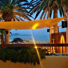 Evening at #HotelFinikas #Naxos #Greece @HotelFinikas. Stunning isn't it?! I don't want to leave!  www.fleetinglife.com
