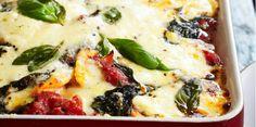 Lasagnes rapides aux raviolis