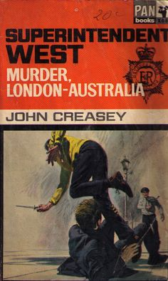Murder, London-Australia, Pan Books, 1965