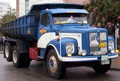 1970 Scania LS110S