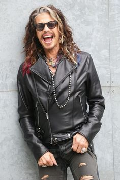 Steven Tyler Photos - Front Row at Emporio Armani - Zimbio