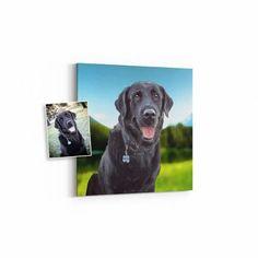 personalized dog portrait gift for dog lover, dog mom gift idea, cartoon dog illustration <<< Order your portrait here <<< Pet Memorial Gifts, Cat Memorial, Gifts For Dog Owners, Dog Gifts, Custom Dog Portraits, Pet Portraits, Cat Lover Gifts, Cat Lovers, Custom Dog Beds