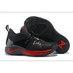 331a54c8d268 Nike PG 2 Men s Black and Red
