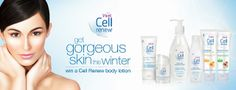 Enter Vivel Cell Renew Contest Giveaway & Win Vivel Lotion 250ml- 30 winners. http://www.beautygyaan.com/index.php/enter-vivel-cell-renew-contest-win-vivel-lotion-250ml/