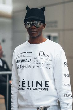 For the sixthday ofNew York Fashion Week,Kasheem Danielsbring us some new looks photographed in the streets of New Yorkin exclusive forFucking Young!