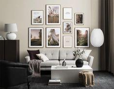 Daydreams gallery wall