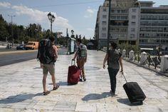 «Βουτιά» 12,6% και στον τζίρο των ταξιδιωτικών πρακτορείων!
