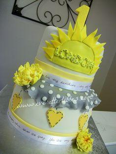 Annabelle S Sunshine Cake