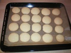 Rezept: Grieß Kekse Bild Nr. 2