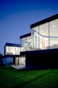 Modern Residence by Hufft Projects