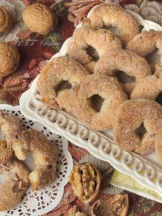 Italian Cookies, Italian Desserts, Buzzfeed Tasty, Brownie Cookies, Vegan Cake, Burritos, Bagel, Food Videos, Sweets