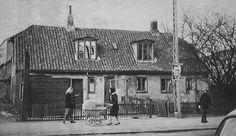 Øresundsvej 37 i 1957. Foto fra  Tårnby Lokalarkiv.