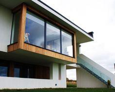 modern bay window house google search roosevelt pinterest bays house windows and window. Black Bedroom Furniture Sets. Home Design Ideas