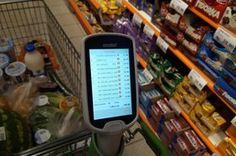 Skenujte si čárové kódy sami. Nový způsob nakupování zavádí i Tesco, následuje Globus