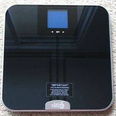 #Review of the GetFit Body Fat Scale by The Daily Mel.