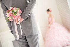 先輩カップルフォトギャラリー|札幌の結婚写真・ウエディングフォト専門スタジオ アクアンジュ