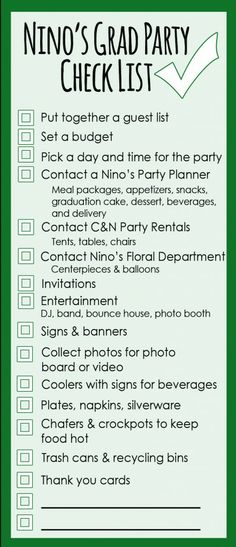 how to plan a high school tailgate party
