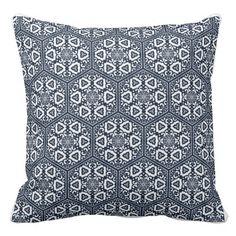 Ottoman pattern 6 traditional Turkish design Pillow  #creative #gifts   http://www.zazzle.com/ctek101*