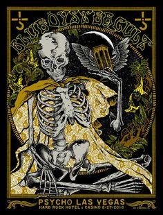 74c55115813 Blue Oyster Cult   Psycho Las Vegas 2016