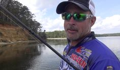 Elite Series pro Jeff Kriet shows what he uses to catch 'em on ledges. Just don't ask him why it works.