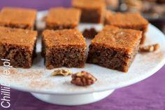 ChilliBite.pl - motywuje do gotowania! Świetne przepisy, autorskie zdjęcia i dobra energia :): Greckie ciasto orzechowe - karydopita