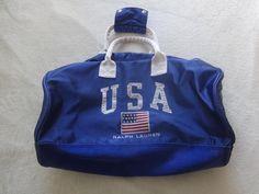 Polo Sport Ralph Lauren satin 92 stadium Team Usa gym bag Polo Sport Jacket, Usa Gym, Polo Sport Ralph Lauren, Vintage Jerseys, Team Usa, Shoe Box, Gym Bag, Tommy Hilfiger, Satin
