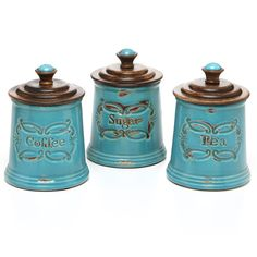 Found it at Wayfair - Provincial Canister Vase
