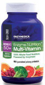 Women's Enzyme Multi-Vitamin- Enzymedica- On Sale   #womensmultivitamins #womenshealth #multivitamins #vitaminsandsupplements #enzymes #enzymenutrition #enzymedica