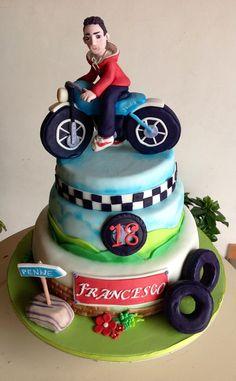 Cake Bike