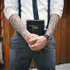 Heck Yeah, Christian Tattoos