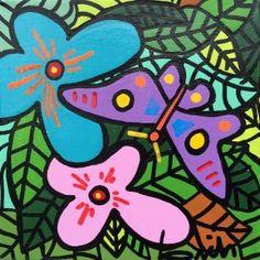 OBRAS : Claudio Baldrich Artista Plastico Art Pop, Symbols, Ideas, Artists, Flowers, Drawings, Art, Icons, Pop Art